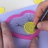 Heart shaped drawing toy image