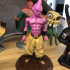 Dragon Ball - Kid Majin Boo print image