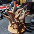 Nine-Tailed Demon Fox print image