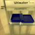 """Designing a Parametric """"Print in Place"""" Hinged Container Using Autodesk Fusion 360 image"""