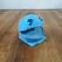 PAC MAN sound amplifier for echo dot print image