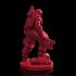 Nordic Warrior Miniature image