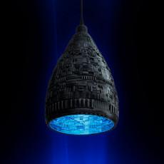 Sci-Fi Lamp Shade