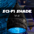 Sci-Fi Lamp Shade image