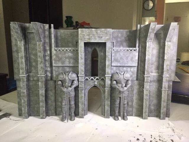 Gates Of Barovia From