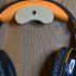 wall mounted headphone holder image