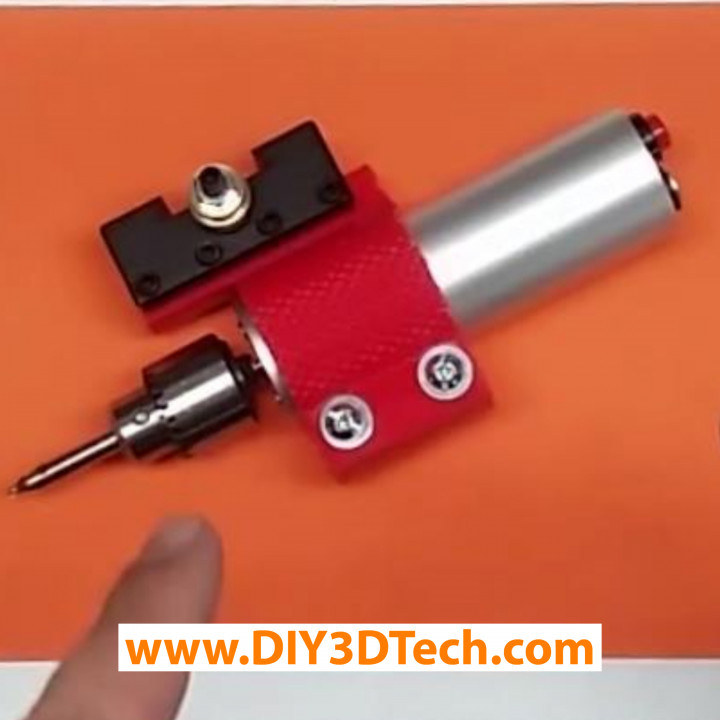 Mini-Lathe Tool Post Grinder!