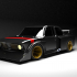 Bmw classic race car image