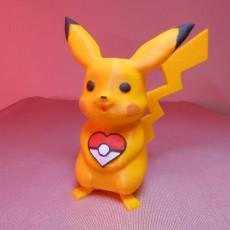 Valentine Pikachu