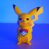 Valentine Pikachu image
