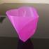 Valentines Heart Vase image