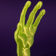 Lost Alien hand