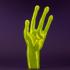 Lost Alien hand image