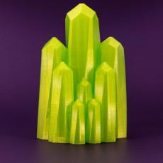 Alien Power Crystal