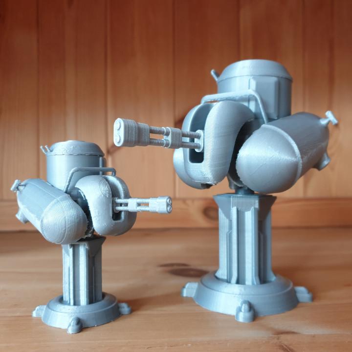 Fallout - Automated Turret