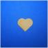Flat Heart print image