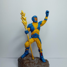 Picture of print of X-O Manowar