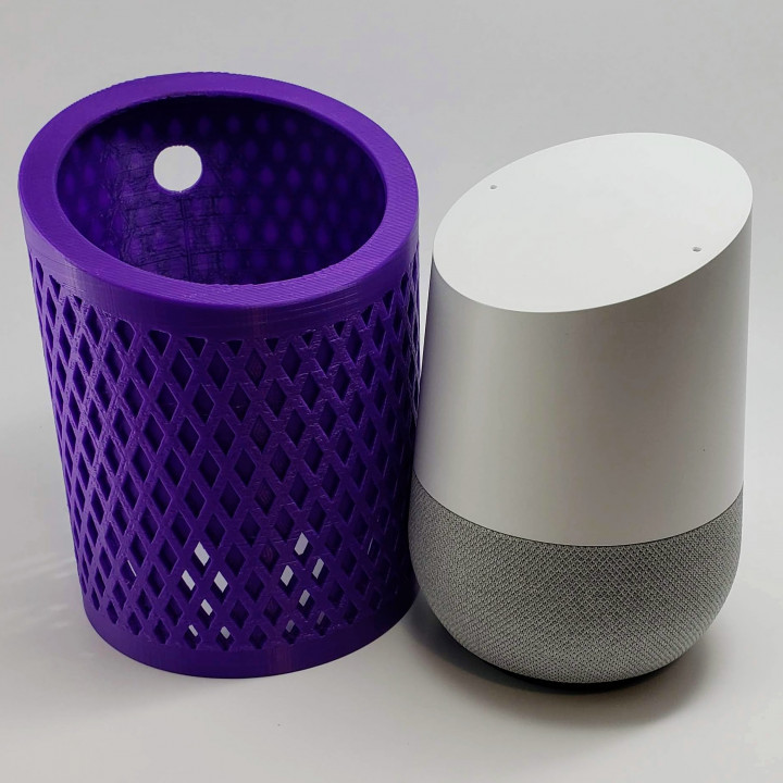 Google Home Cover