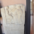 Funerary stele of a woman image