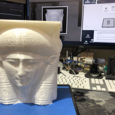 Picture of print of Hathor