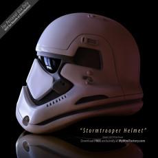 Stormtrooper Helmet 1:1 Scale