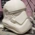 Stormtrooper Helmet 1:1 Scale print image