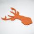Reindeer print image