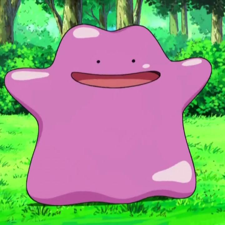 Metamorph - Ditto ( Pokemon )