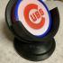 Cubs Pedestal Coaster Holder image