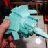 Spaceship fighter image