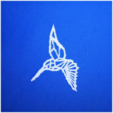 Picture of print of Wall-Art  Humming-Bird