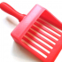 Scoop. Tool for cleaning poop large arrogant cats image