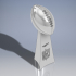 Vinci Lombardi Trophy - Super Bowl Trophy image