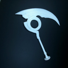 Picture of print of kayn odyssey  scythe This print has been uploaded by Li WEI Bing