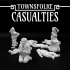 Townsfolke: Casualties image