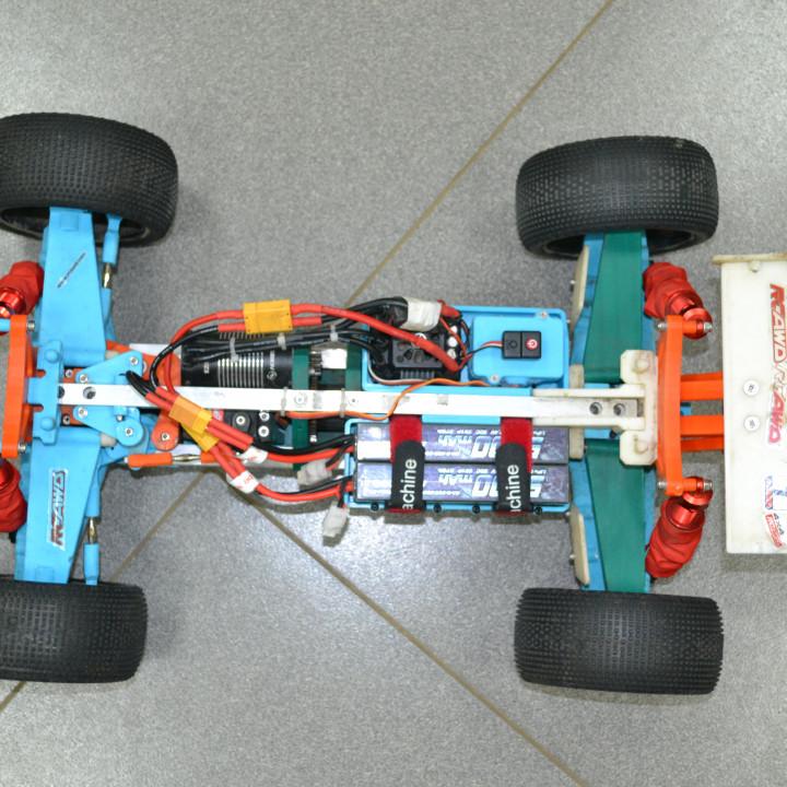 1/8 RC 4WD Truggy RT380.2  Neutron