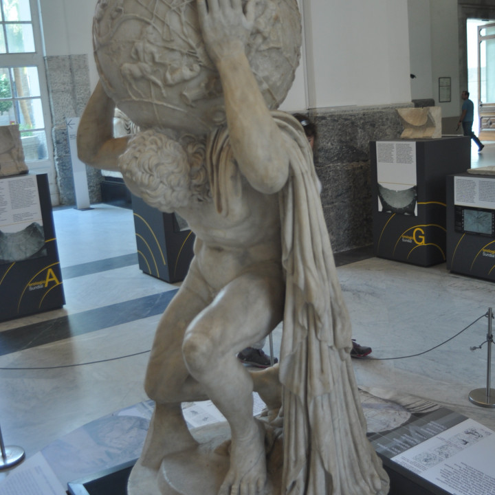 The Farnese Atlas