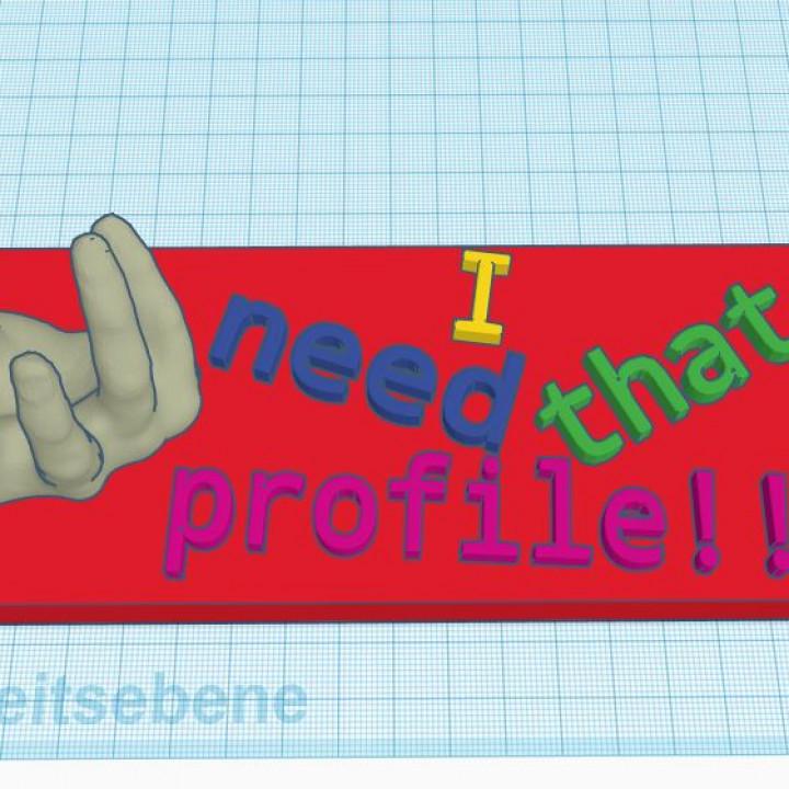 I need that profile #frenzybrick