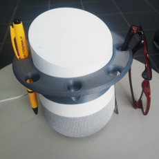 Picture of print of Google Home Pen Holder