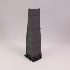 Picture of print of Leadenhall Building - London