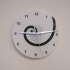 Fibonacci Spiral Clock image