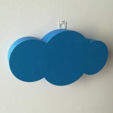 Decoracion Nube pared/Cloud