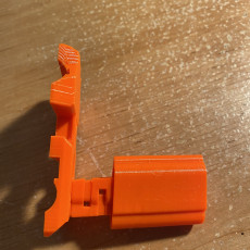 Picture of print of Cable Holder for Original Prusa I3MK3