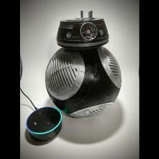 BB-9E Droid from  Star Wars: The Last Jedi  Echo Dot Case (2nd Gen)
