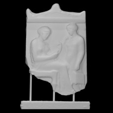 Funerary stele (?)