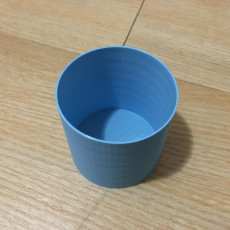 Picture of print of 100x100 Candle Base