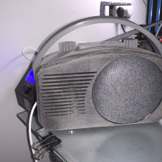 Picture of print of Google Home Radio