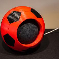 Google Home Mini Soccer Ball