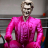 Joker statue image