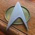 Star Fleet Communicator Badge (Star Trek TNG) image